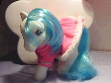 Mein kleines Pony - G1 *Eisprinzessin Anzug (OHNE PONY) * super selten!