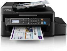 Epson Ecotank ET-4500 Impresora multifunción de inyección de tinta de color + Tintas