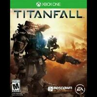 Titanfall Xbox One 2014 COMPLETE CIB Very Clean Disc TESTED