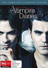 The Vampire Diaries The Complete Seventh Season 7 BRAND NEW SEALED R4 DVD