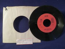 RTZ Until Your Love Comes Back Around/Every Door Is Open 45 Record GIANT RECORDS