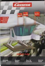 CARRERA 21124 RACE CONTROL TOWER NEW FOR 1/24 1/32 SLOT CAR TRACKS