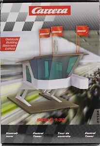 Carrera 21124 Race Control Tower 1/24 & 1/32 Slot Car Accessory