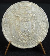 Médaille Armes de Lyon Gardes de la ville de Lion Lorthior c1700 medal