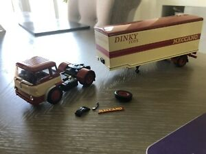 DINKY TOYS MECCANO BEFORD TK 1:43 Articulated Lorry O Gauge?