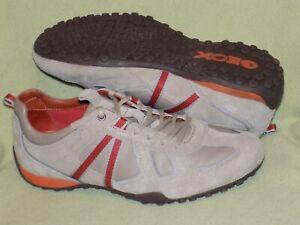 Geox Respira Leder Sneaker/ Freizeitschuhe Gr. 43
