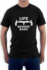 Short Sleeve Graphic Tee Cycling Solid T-Shirts for Men