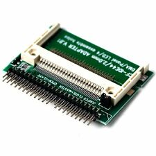 IDE 44 Pin Male to CF Compact Flash Male Adapter Connector SY AU High Quali U5M7