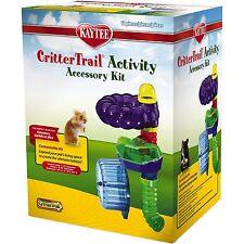 Kaytee CritterTrail Accessory Activity Kit , New, Free Shipping