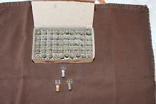 50 New C6 longshank 15V/5W replacement bulbs Noma bubble lights/Matchless star