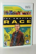 Wii THE AMAZING RACE GAME ( NEW )