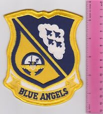 BLUE ANGELS UNITED STATES NAVY-AIR SHOW PATCH NAVAL AVIATION