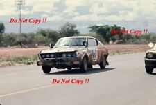 Zully Remtulla & Nizar Jivani Datsun 160J Safari Rally 1976 Photograph 1