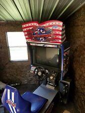 Sega race tv arcade game cabinet lindberg chihiro naomi racing crazy taxi video