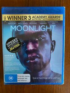 Moonlight Blu-ray Region B New & Sealed
