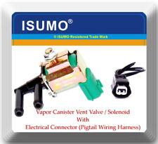 Vapor Canister Vent Solenoid EGR Valve W/ Connector Fits: Infiniti & Nissan