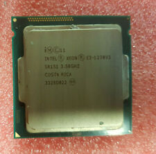 Intel Xeon E3-1270 v3- 3,5 GHz Quad-Core Prozessor|sockel 1150| up to3,90ghz