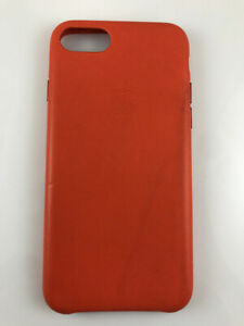 Original Genuine Authentic Apple Leather Case for iPhone 7 8 / SE 2nd Generation