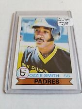 2010 Topps Cards Your Mom Threw Out #CMT28 Ozzie Smith : San Diego Padres