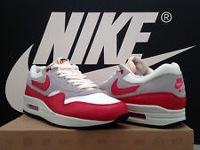 DS 2013 NIKE AIR MAX 1 UK9 EU44 OG RED 87 I B ATMOS PATTA 90 BW 95 97 SC LE RARE