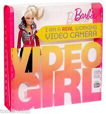 Barbie video girl doll ** Nouveau **
