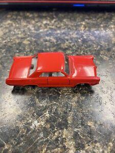 vintage lesney matchbox no 22 pontiac GP sports coupe