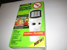 NEW in BOX ~ ThermaCell Mosquito Repellent - Cordless Portable