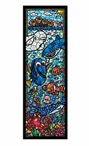 456-Piece Jigsaw Puzzle Finding Dory Stained Glass Tightly Series [stained Japan