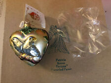 Nos Patricia Breen Christmas Ornament 9940 Two Turtle doves Nibag