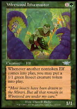 4 * Maitre-ruchier de Brinbois - 4 * Wirewood Hivemaster - Elfe Elf - Magic Mtg