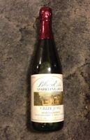 Sparkling Red Grape Juice Decorative Bottle North Carolina Biltmore Estate