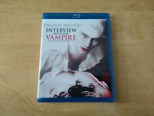 Interview With the Vampire: 20th Anniversary (Blu-ray) DTS-HD Master Audio 5.1