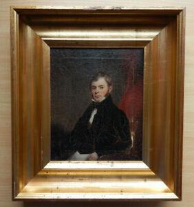 Porträt um 1840
