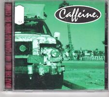 (GM268) Caffeine, What the Hell Am I Gonna Do When She Comes - 1998 CD