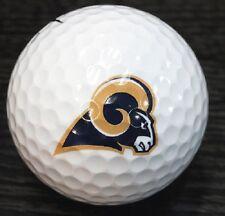 1 Dozen ( St. Louis Rams Nfl Logo) Titleist Pro V1 X Mint / Aaaaa Golf Balls