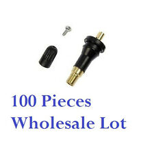 100 pc Tire Pressure Sensor Service Pack Kit Valve Stem Rebuild Kit 20008 TPMS