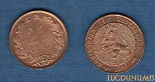 Pays Bas – 2 1/2 Cent 1881 SPL / FDC – Netherlands
