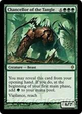 CHANCELLOR OF THE TANGLE New Phyrexia MTG Green Creature — Beast RARE