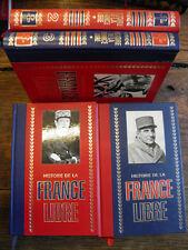 Histoire de la France Libre 4 tomes / crémille François Beauval
