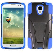 Lg Volt Ls740 F90 Advanced Layer Hybrid Kickstand Rubber Phone Case Cover