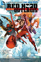 Red Hood & The Outlaws New 52 Volume 4 League Assassins Softcover Graphic Novel