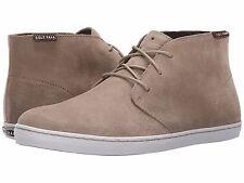 Cole Haan MEN'S Chukka Sneaker Brown Dune Pinch Weekender Suede Sz 8 $160 NIB