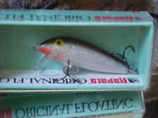 """Rapala Ultra Lite Orginal Floating F03 S 1 1/2"""" Color Silver for Trout/Panfish"""