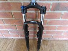 """Suntour XCR MTB suspension fork 1 1/8"""" 100mm Standard LO Black V Brake"""