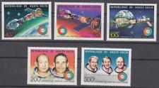 PP488 - UPPER VOLTA/BUKINO FASO 1975 AMERICAN-SOVIET SPACE MISSION MNH