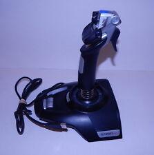 Saitek ST290 PRO Programmable USB Flight Stick Joystick Throttle Controller R126