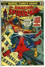 Amazing Spider-Man #123 Luke Cage app. Powerman 1973 Gwen Stacy Funeral