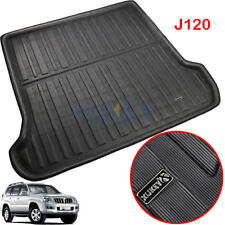 For Toyota Land Cruiser Prado J120 2003-2009 Rear Trunk Cargo Mat Boot Liner Pad