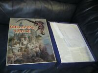 Avalon Hill Wizard's Quest Board Game