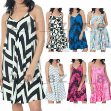 Unbranded Strappy Plus Size Dresses for Women
